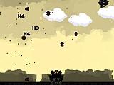 Hra - 10 bullets