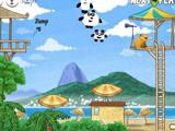 Hra - 3 Pandas in Brazil
