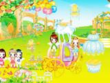 Hra - Andělská zahrada
