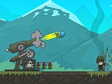 Hra - Artillery Rush
