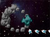 Hra - Asteroids Revenge 3