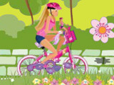 Hra - Barbie Bike