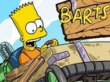 Hra - Barts Kart