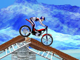 Hra - Bike Mania on Ice