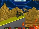 Hra - Bike Storm