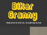 Hra - Biker Granny