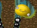 Hra - Blob Thrower