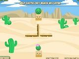 Hra - Cactus Roll