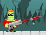 Hra - Cannon Hero
