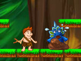 Hra - Caveman
