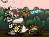 Hra - City Siege 4 Alien Siege