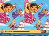 Hra - Cute Dora Difference