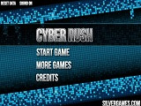 Hra - Cyber Rush