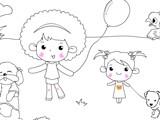 Hra - Dětičky