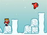 Hra - Dibbles 2 Zimní strasti