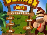 Hra - Donkey Kong Jungle Ride