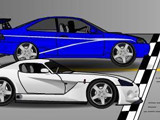 Hra - Drag Racer 3