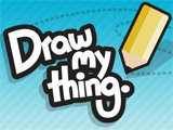Hra - Draw my thing