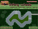 Hra - Drifting Wheels