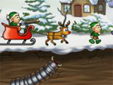 Hra - Effing Worms Xmas