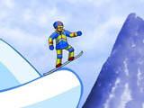 Hra - Extrémní Snowboarding