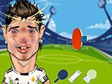 Hra - Fackování Ronalda a Messiho