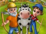 Hra - Farm Mania ČESKY