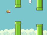 Hra - Flappy bird