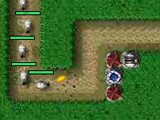 Hra - Flash Element Tower Defence