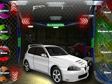 Hra - Flash tuning car