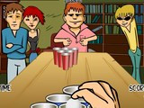Hra - Frat boy beer pong