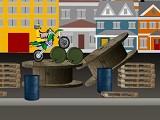 Hra - Funny Moto Trial
