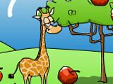 Hra - Giraffe Above