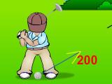 Hra - Golfman