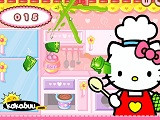 Hra - Hello Kitty Cut Fruit