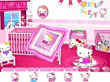 Hra - Hello Kitty Decorace
