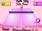 Hra - Hello Kitty Table Tennis