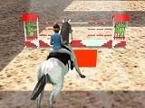Hra - Horse Jumping