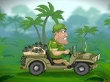Hra - Jeep in the Jungle