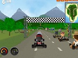 Hra - Karting Super Go Race