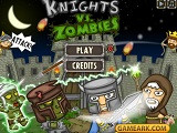 Hra - Knights vs Zombies