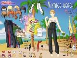Hra - Kráska na pláži