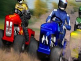 Hra - Lawnmower Racing 3D