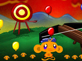 Hra - Monkey Go Happy Balloons