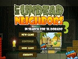 Hra - My Undead Neighbors 3