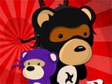 Hra - Ninja Bear