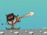Hra - Ninja Cannon
