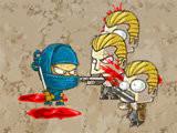 Hra - Ninja Mafia Siege