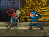 Hra - Ninja vs. Zombies 2