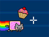 Hra - Nyan Cat Fly